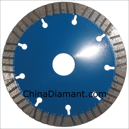 Diamond Saw Blades Concrete Dry Cutting Turbo Saw Blade