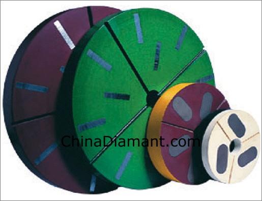 China Diamond Polishing Wheels Metal Amp Resin Bond For Granite