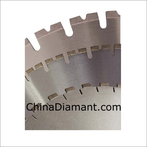 Wall Cutting Diamond Saw Blades