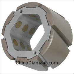 Diamond Cylindrical Wheels for Ceramic