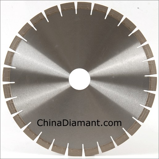 China 16 Quot 400mm Silent Diamond Saw Blade Granite Cutting